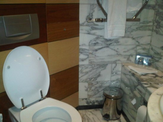 Hilton Stockholm Slussen: Everything was perfectly clean