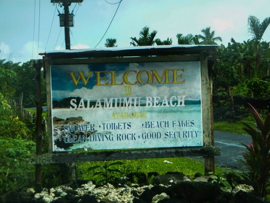 Village Picture of SaMoana Beach Bungalows Salamumu TripAdvisor