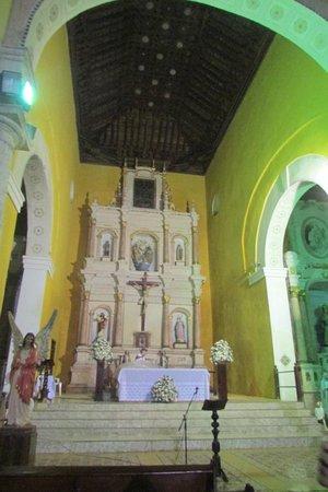 Iglesia de la Trinidad: Nave central