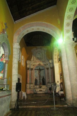 Iglesia de la Trinidad: Nave lateral