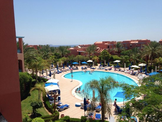 Club Magic Life Sharm el Sheikh Imperial: View from room 21319
