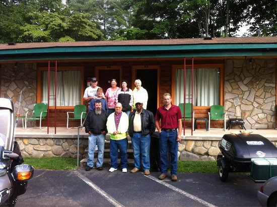 Two Rivers Lodge: July (4-6), 2014 GWRRA U-2 Chapter outing.