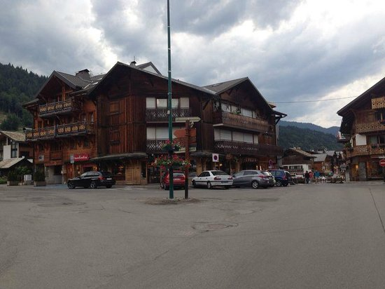 Hotel le Soly : Morzine