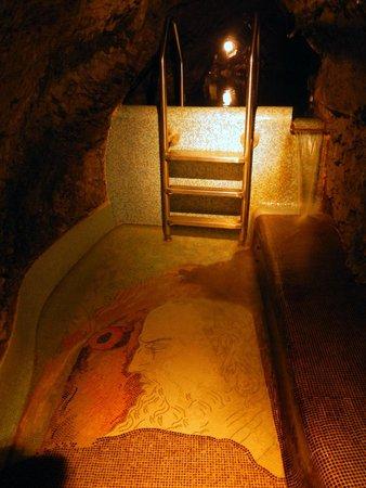 grotta San Martino - Picture of Bagni Vecchi Di Bormio, Sondrio ...