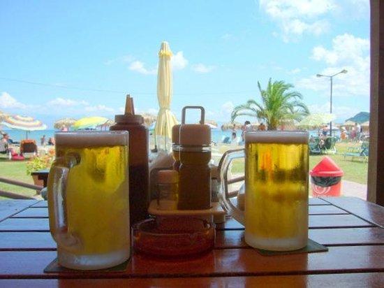Seamonkeys Beach Bar : Lovely view