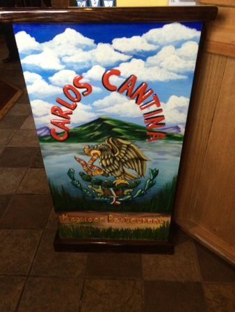 Carlos Cantina: Really good Mexican food in Iron Mountain!