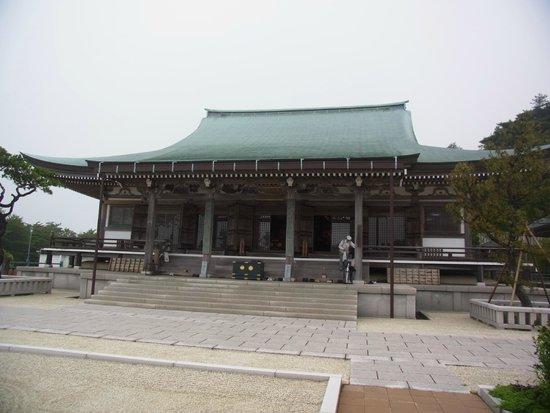 Mayasan Tenjoji Temple