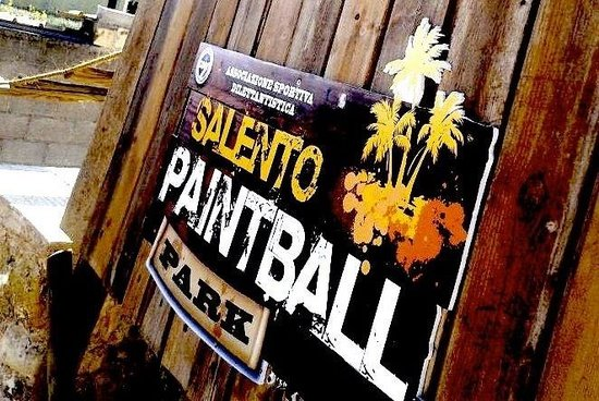 ‪Salento Paintball Park‬