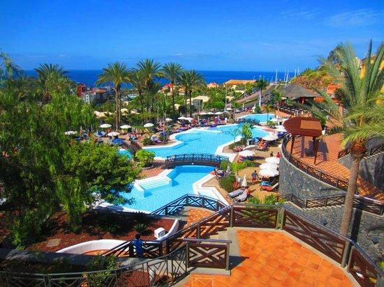 Melia Jardines del Teide : Pool area 2