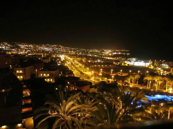 Melia Jardines del Teide : View from the watch tower