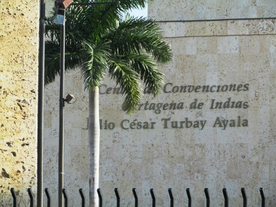 Centro de Convenciones Cartagena de Indias: Se llama ...