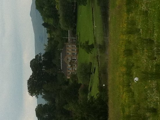 The Coniston Hotel Country Estate & Spa: View looking from front of hotel at the Manor House