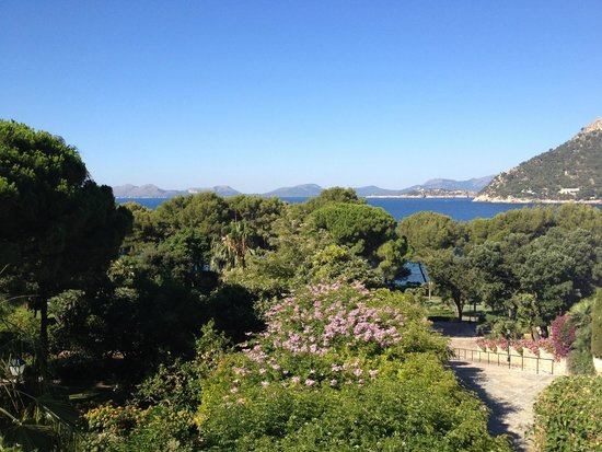 Barcelo Formentor: Vue de la chambre