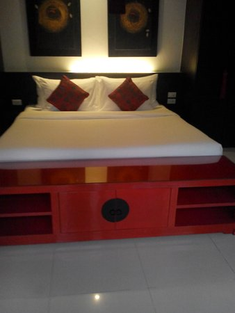 The Bell Pool Villa Resort Phuket: the perfect bed