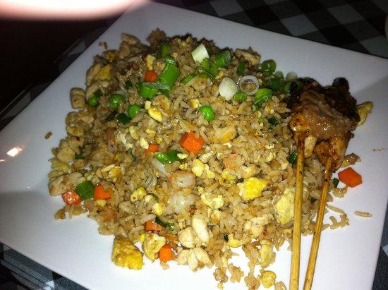 Bali Nusa Indah Restaurant: Nasi Goreng