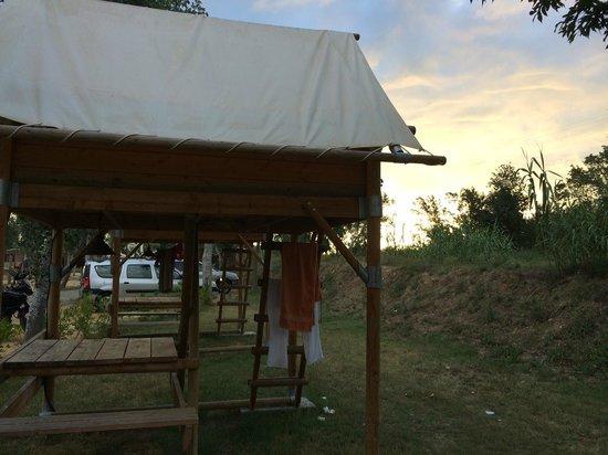 Camping Riu : Refugio