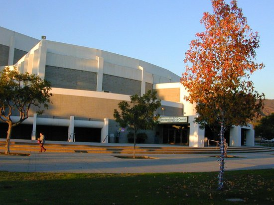 Glendora, CA: Haugh Performing Arts Center at Citrus College