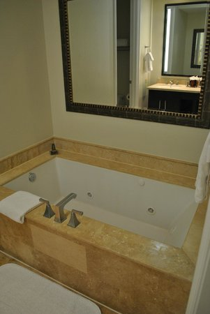 Key West Marriott Beachside Hotel: Whirlpool big enough to swimm !!