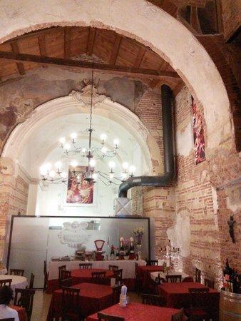 Santa Felicita: ancienne chapelle