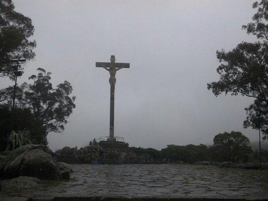 Monte Calvario: Tandil con lluvia tambien es hermoso !