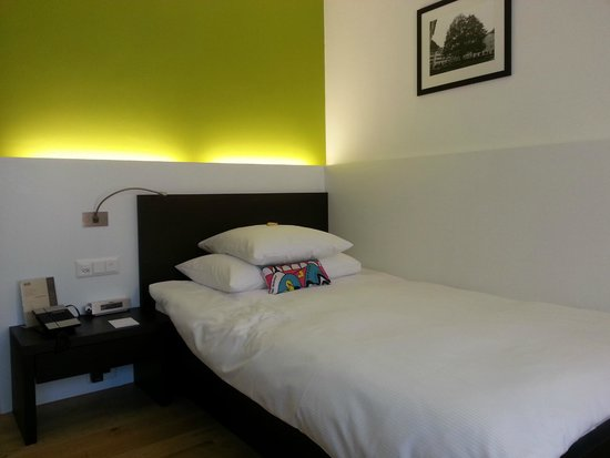 ABC Swiss Quality Hotel : Ap. 1 adulto