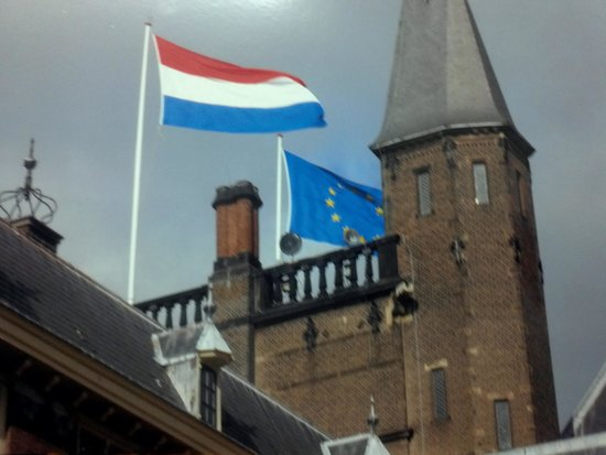 Netherlands Open-Air Museum and National Heritage Museum: Bandeiras