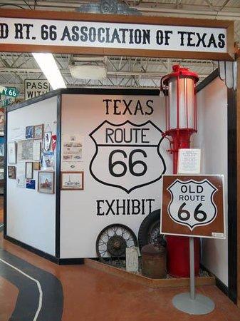 United States: corner of route 66