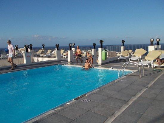 Hotel Santana: Piscina de la terraza - Roof simming-pool