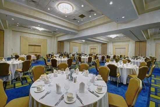 Radisson Hotel Cromwell: Banquet Room