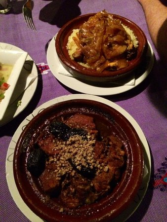 Aladdin Restaurant: Tagines