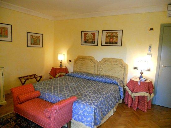Villa Milani - Residenza d'epoca: camera Perseo