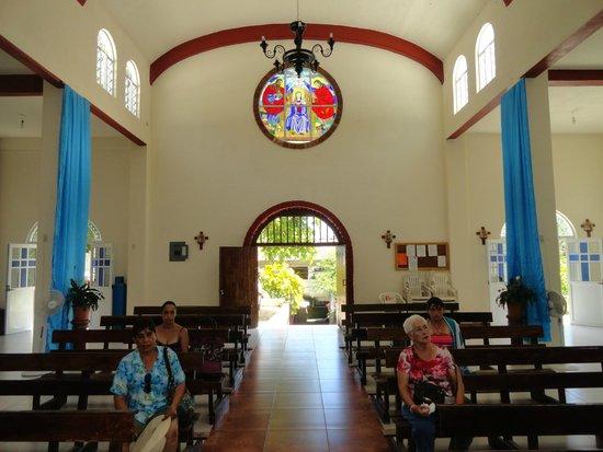 Yelapa Waterfalls: Church in Yelapa