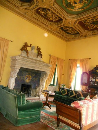 Villa Milani - Residenza d'epoca : sala relax