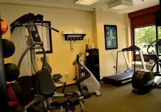 BEST WESTERN PLUS CottonTree Inn: Fitness Area