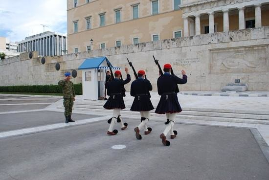 PK Travel: Changing of the Guard