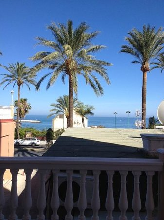 Hotel Best Siroco : View from outdoors