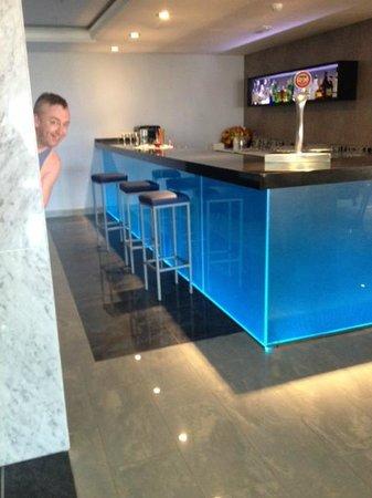 Best Siroco : The indoor bar