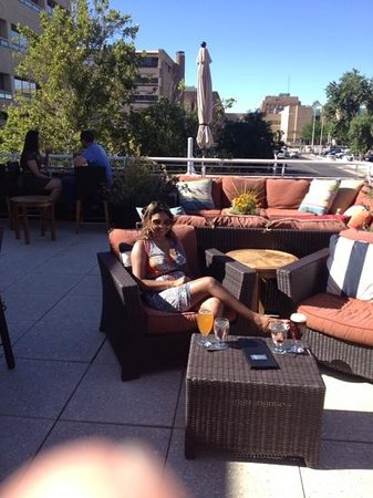 Hotel Andaluz: Ibiza patio