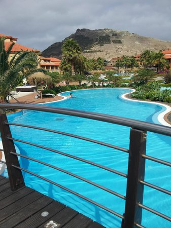 Pestana Porto Santo All Inclusive & Spa Beach Resort: sunset bar
