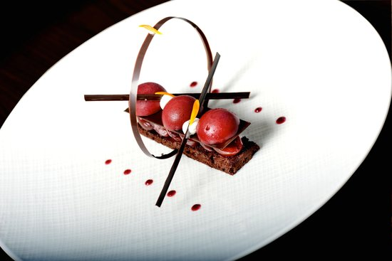 Dessert d 39 et foto di la table d 39 uzes uzes tripadvisor - La table d uzes ...