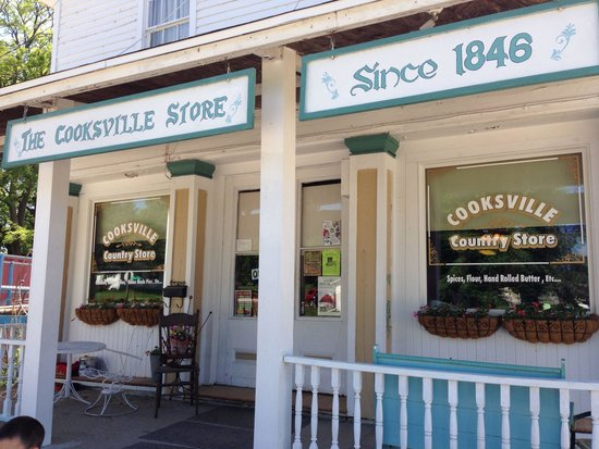 The Cooksville General Store