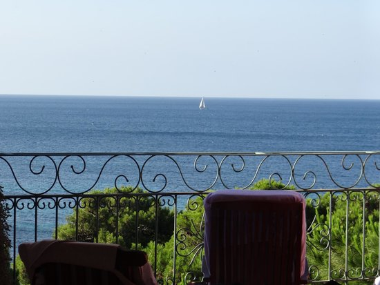 Forte Village Resort - Hotel Castello: View from our balcony.