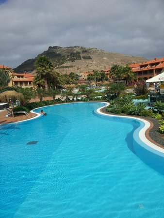 Pestana Porto Santo All Inclusive & Spa Beach Resort: Piscinas