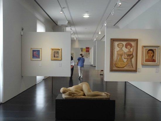 Firenze | Museo Novecento - Un passaggio dell'esposizione