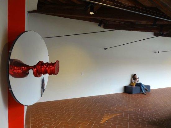 Firenze | Museo Novecento | Visitatrice
