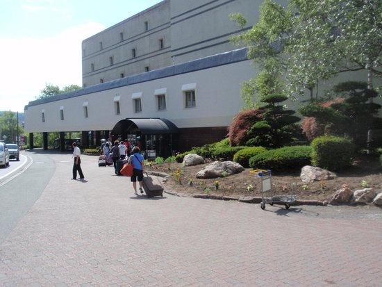 Toya Sun Palace Resort and Spa: Lake Toya Sun Palace