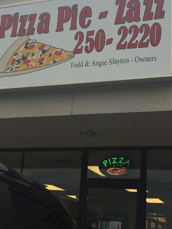 Pizza Pie-Zazz: Storefront photo