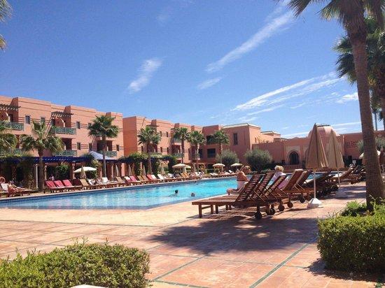 Hotel Les Jardins de l'Agdal : Pool