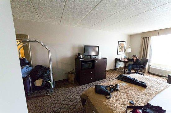 Wyndham Garden Glen Mills Wilmington: Bedroom