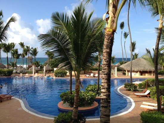 Excellence Punta Cana: the pool is stunning